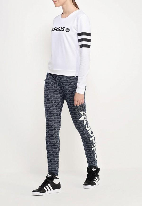 Женские спортивные брюки Adidas Originals (Адидас Ориджиналс) AJ7180: изображение 2