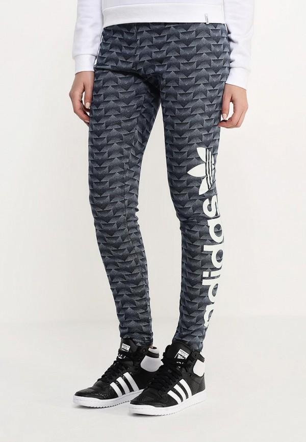Женские спортивные брюки Adidas Originals (Адидас Ориджиналс) AJ7180: изображение 3