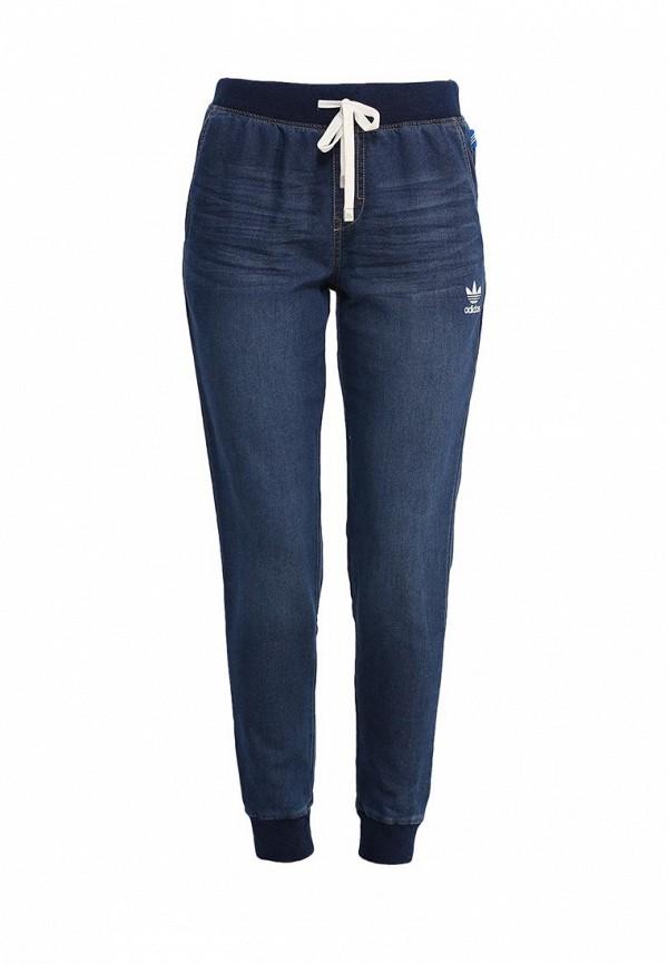 Женские спортивные брюки Adidas Originals (Адидас Ориджиналс) AJ7193: изображение 1