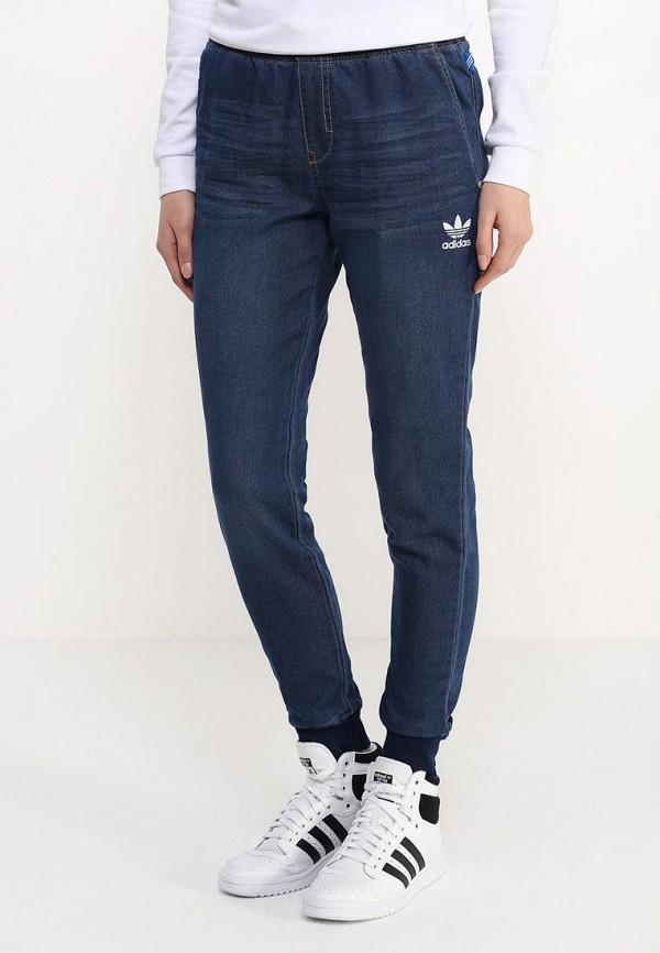 Женские спортивные брюки Adidas Originals (Адидас Ориджиналс) AJ7193: изображение 3