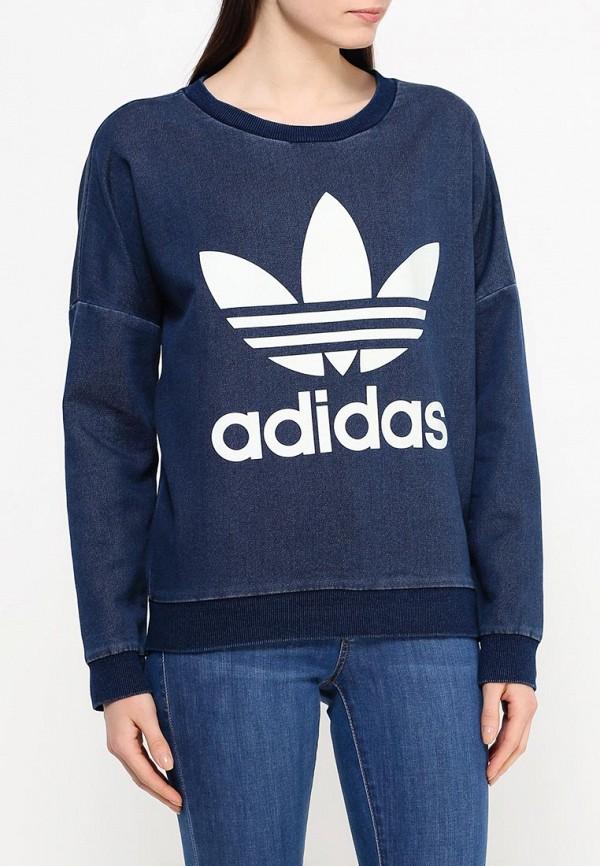 Толстовка Adidas Originals (Адидас Ориджиналс) AJ7195: изображение 3