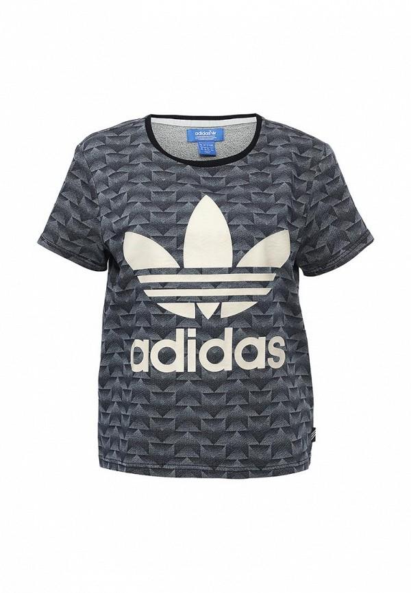 Футболка adidas Originals adidas Originals AD093EWHER45 adidas originals adidas originals ad093emhes91