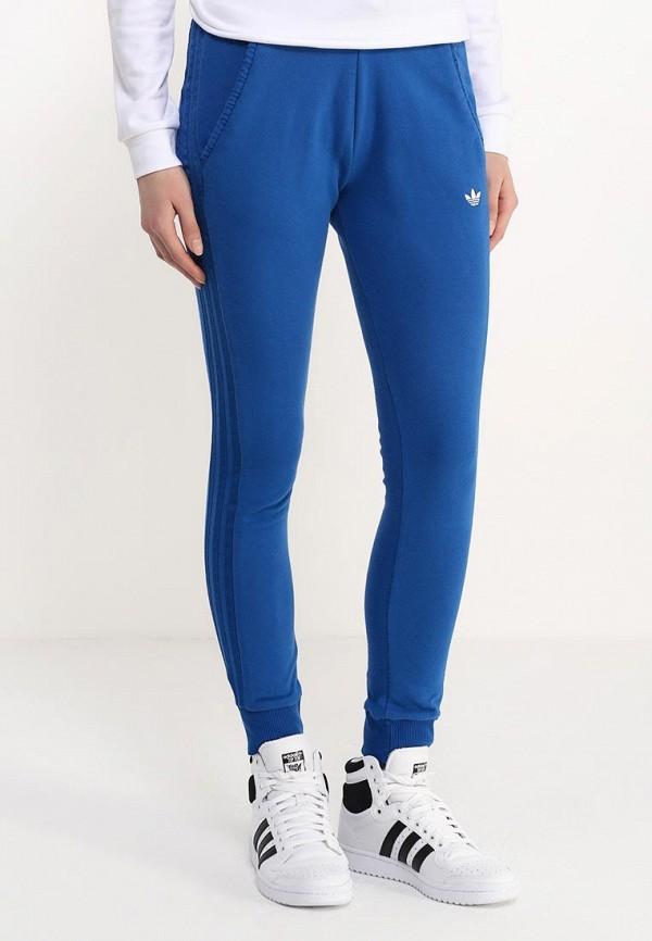 Женские спортивные брюки Adidas Originals (Адидас Ориджиналс) AJ7623: изображение 3