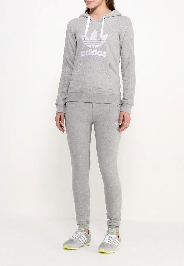 Женские худи Adidas Originals (Адидас Ориджиналс) AJ7628: изображение 2
