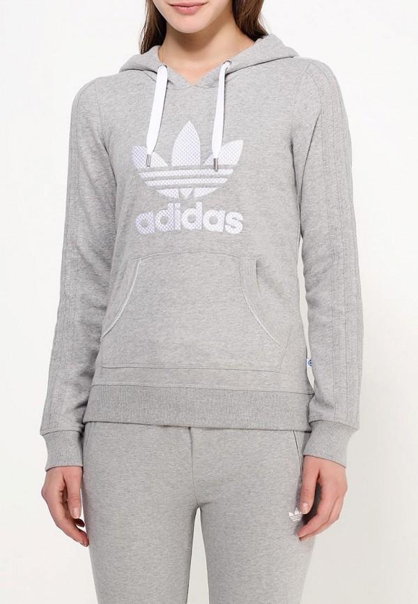 Женские худи Adidas Originals (Адидас Ориджиналс) AJ7628: изображение 3