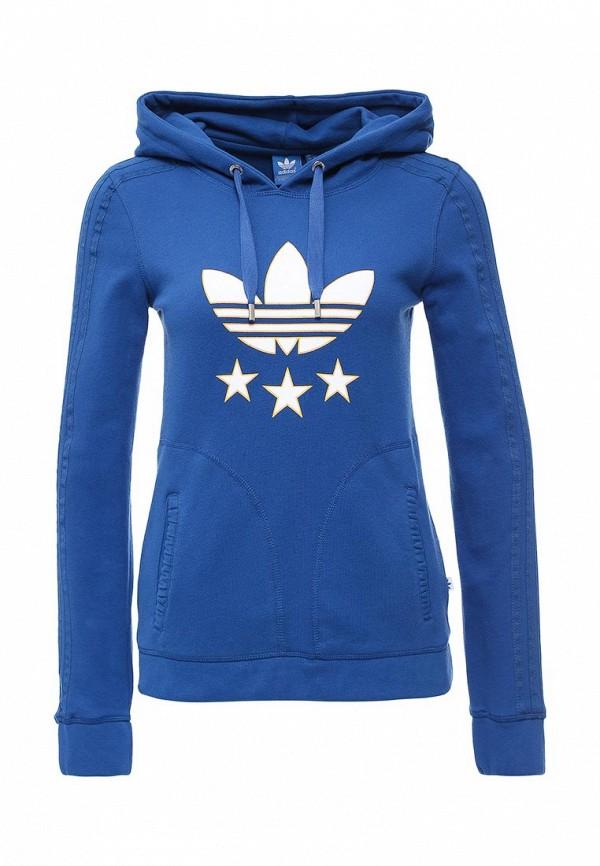Женские худи Adidas Originals (Адидас Ориджиналс) AJ7635