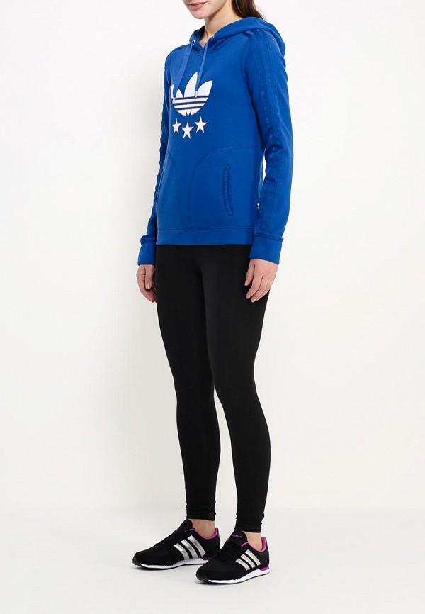 Женские худи Adidas Originals (Адидас Ориджиналс) AJ7635: изображение 2