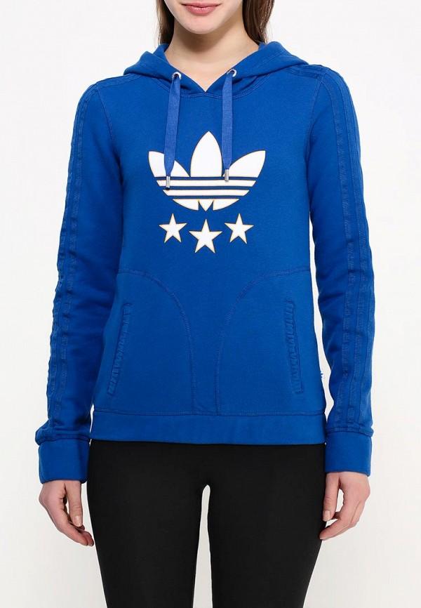 Женские худи Adidas Originals (Адидас Ориджиналс) AJ7635: изображение 3