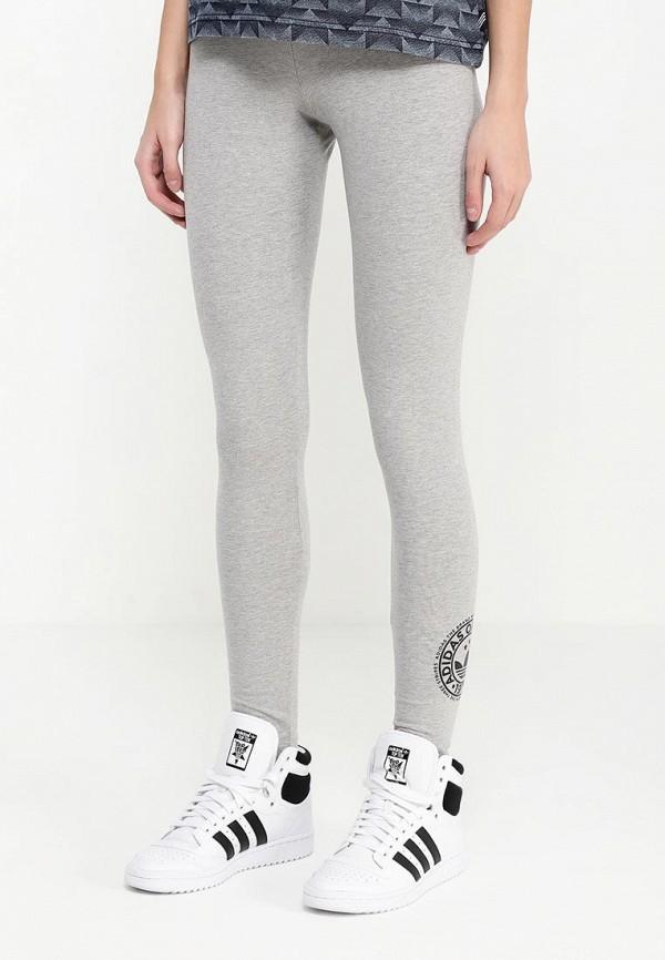 Женские леггинсы Adidas Originals (Адидас Ориджиналс) AJ7655: изображение 3