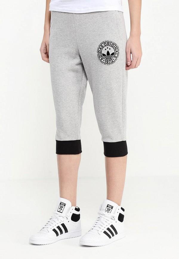 Женские бриджи Adidas Originals (Адидас Ориджиналс) AJ7657: изображение 3