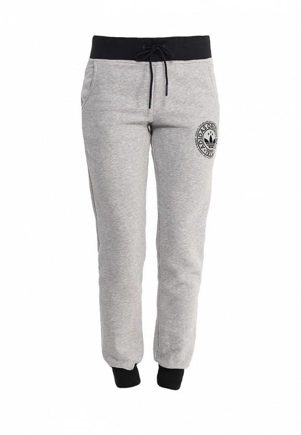 Женские спортивные брюки Adidas Originals (Адидас Ориджиналс) AJ7664: изображение 1