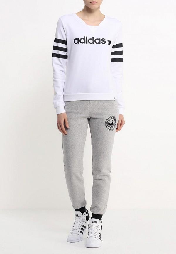 Женские спортивные брюки Adidas Originals (Адидас Ориджиналс) AJ7664: изображение 2