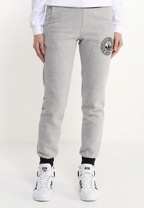 Женские спортивные брюки Adidas Originals (Адидас Ориджиналс) AJ7664: изображение 3