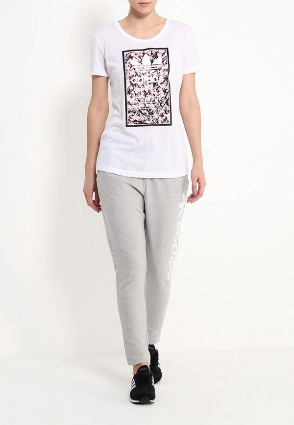 Женские спортивные брюки Adidas Originals (Адидас Ориджиналс) AJ7665: изображение 2