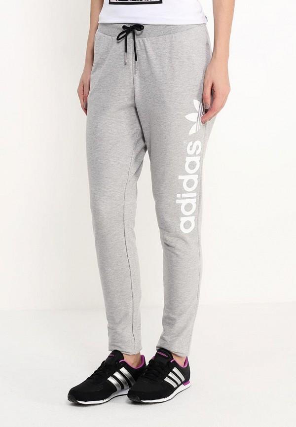Женские спортивные брюки Adidas Originals (Адидас Ориджиналс) AJ7665: изображение 3