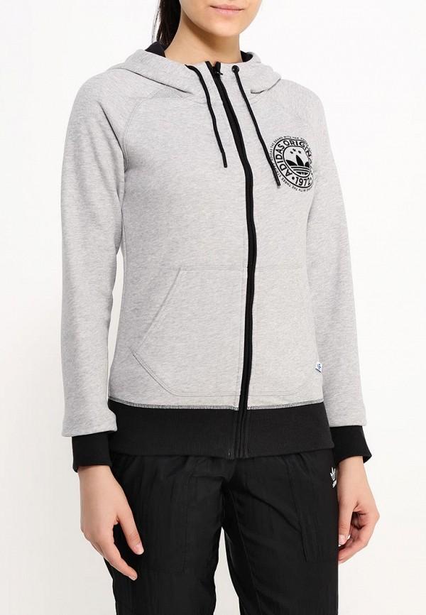 Толстовка Adidas Originals (Адидас Ориджиналс) AJ7671: изображение 4