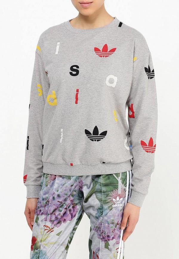 Толстовка Adidas Originals (Адидас Ориджиналс) AJ7693: изображение 3