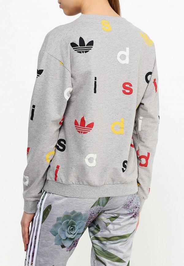 Толстовка Adidas Originals (Адидас Ориджиналс) AJ7693: изображение 4