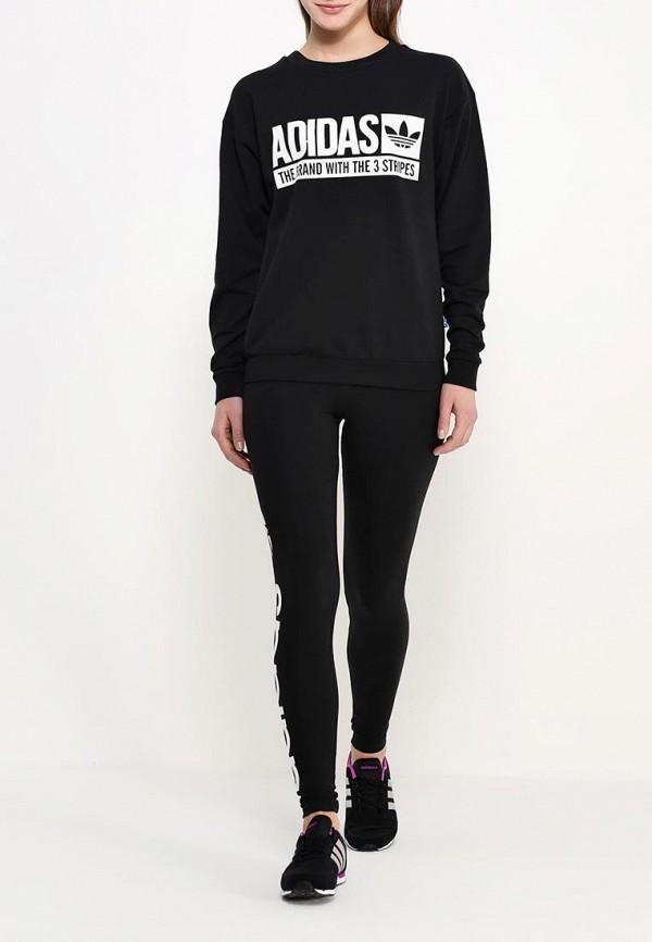 Толстовка Adidas Originals (Адидас Ориджиналс) AJ7697: изображение 2