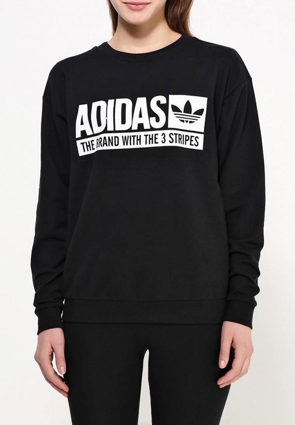 Толстовка Adidas Originals (Адидас Ориджиналс) AJ7697: изображение 3
