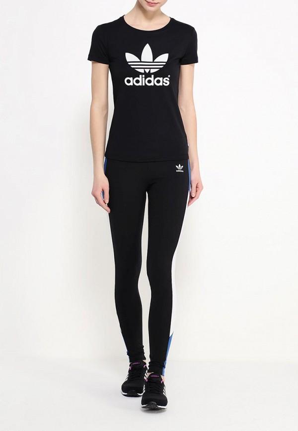 Футболка с коротким рукавом Adidas Originals (Адидас Ориджиналс) AJ8084: изображение 2