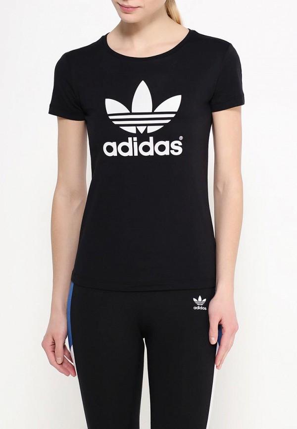 Футболка с коротким рукавом Adidas Originals (Адидас Ориджиналс) AJ8084: изображение 3