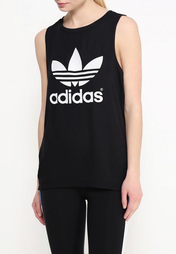 Майка Adidas Originals (Адидас Ориджиналс) AJ8180: изображение 3