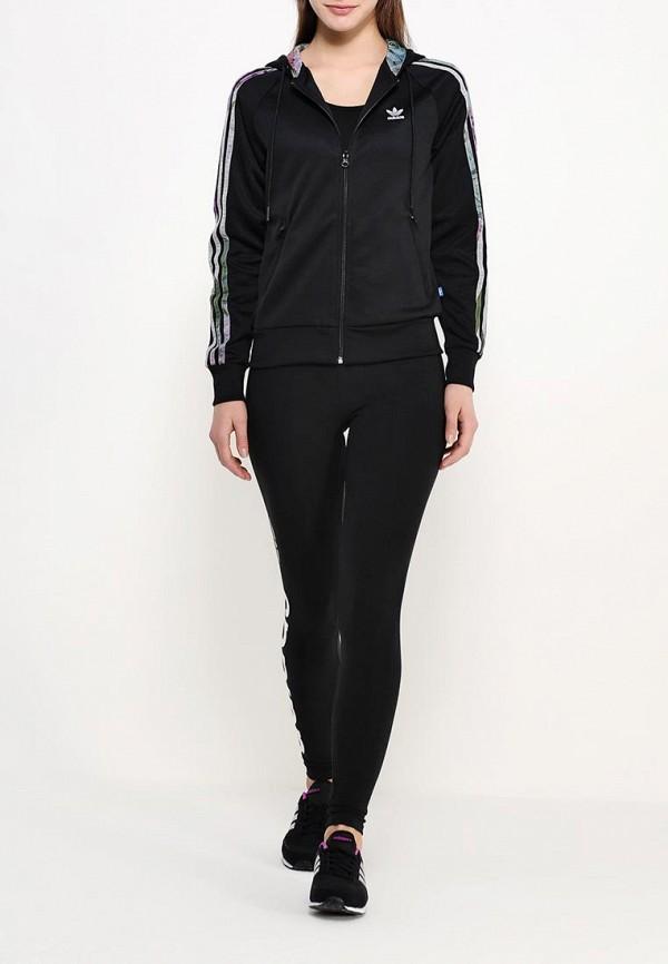 Толстовка Adidas Originals (Адидас Ориджиналс) AJ8413: изображение 2