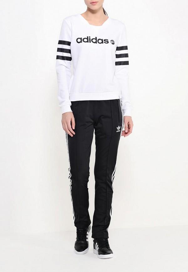 Женские спортивные брюки Adidas Originals (Адидас Ориджиналс) AJ8447: изображение 2