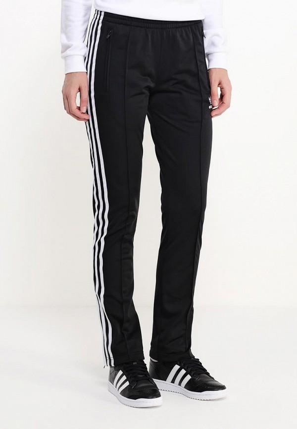 Женские спортивные брюки Adidas Originals (Адидас Ориджиналс) AJ8447: изображение 3
