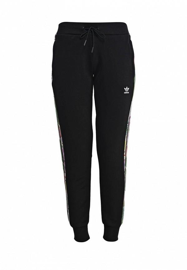Женские спортивные брюки Adidas Originals (Адидас Ориджиналс) AJ8452: изображение 1