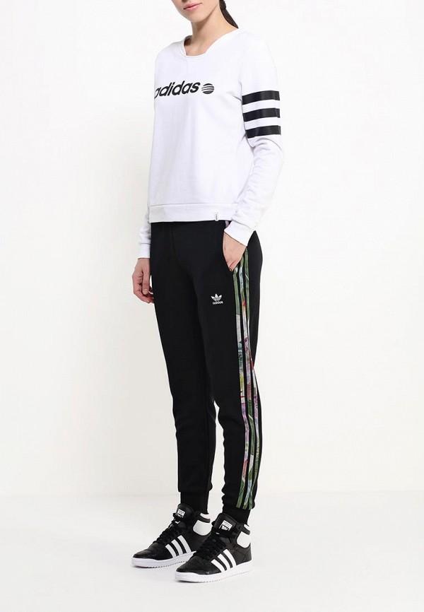 Женские спортивные брюки Adidas Originals (Адидас Ориджиналс) AJ8452: изображение 2