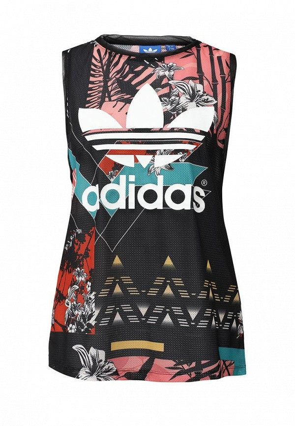 Майка Adidas Originals (Адидас Ориджиналс) AJ8534: изображение 2