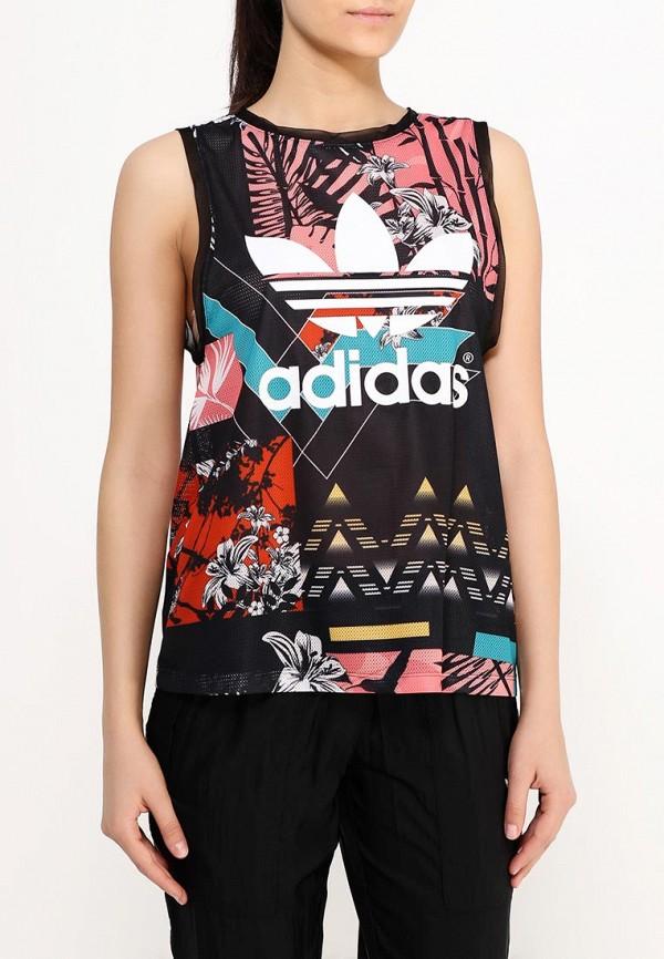 Майка Adidas Originals (Адидас Ориджиналс) AJ8534: изображение 4