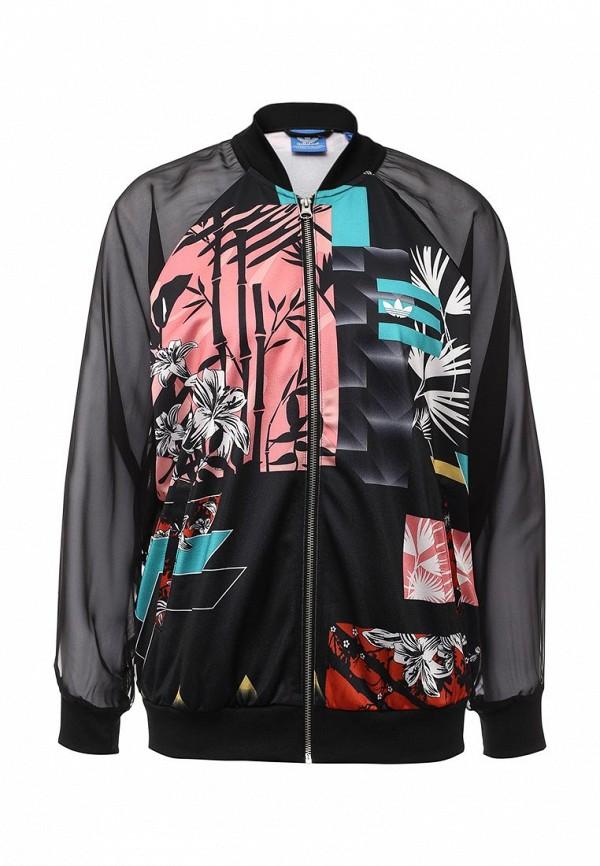 Олимпийка Adidas Originals (Адидас Ориджиналс) AJ8578: изображение 1
