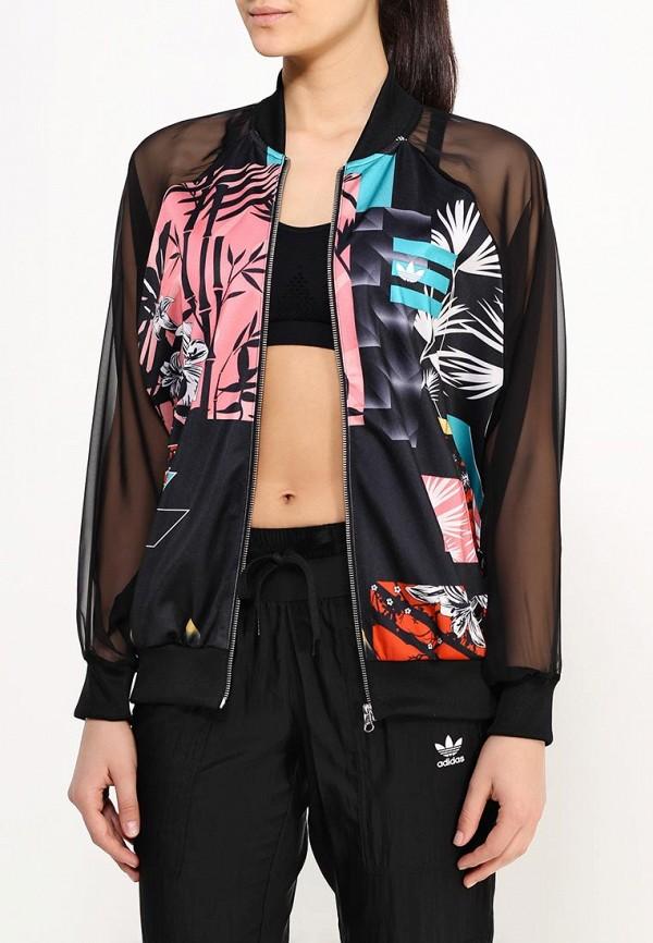 Олимпийка Adidas Originals (Адидас Ориджиналс) AJ8578: изображение 4