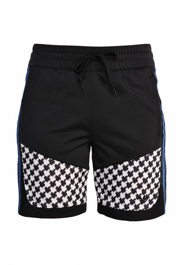 Женские спортивные шорты Adidas Originals (Адидас Ориджиналс) AJ8602: изображение 1