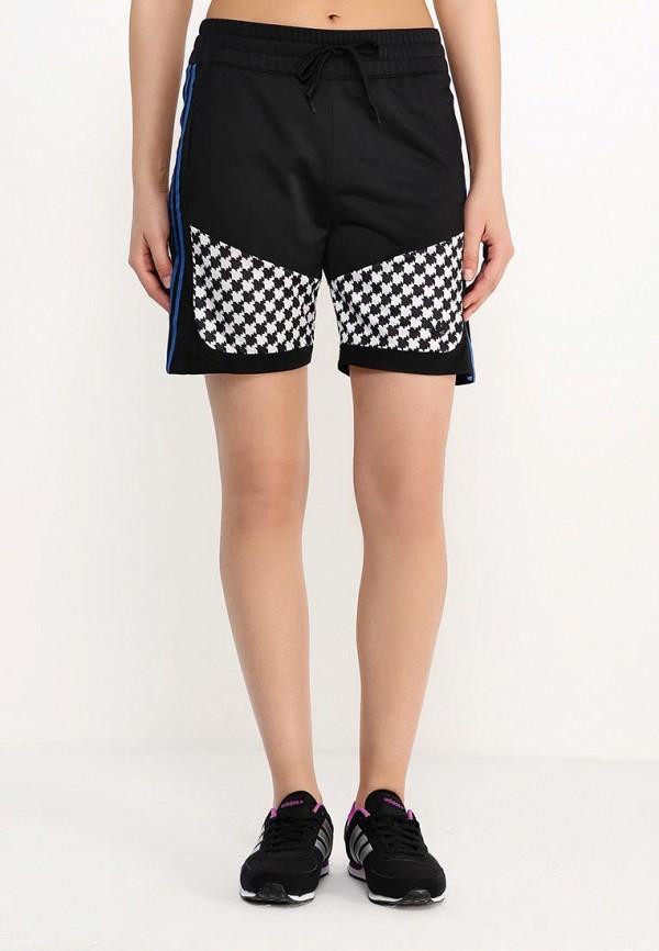 Женские спортивные шорты Adidas Originals (Адидас Ориджиналс) AJ8602: изображение 3