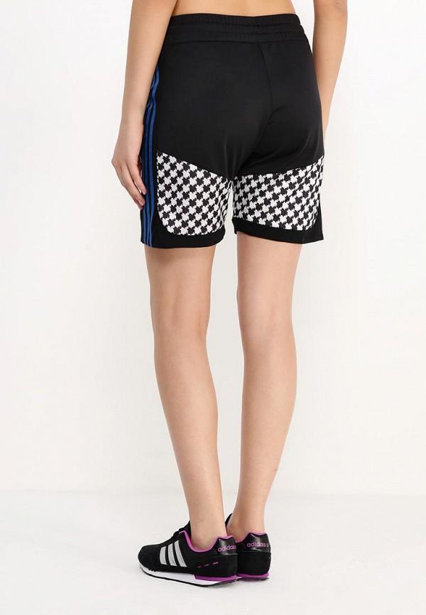 Женские спортивные шорты Adidas Originals (Адидас Ориджиналс) AJ8602: изображение 4
