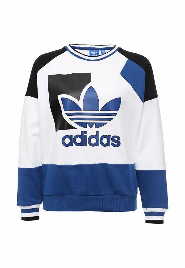 Толстовка Adidas Originals (Адидас Ориджиналс) AJ8844: изображение 1