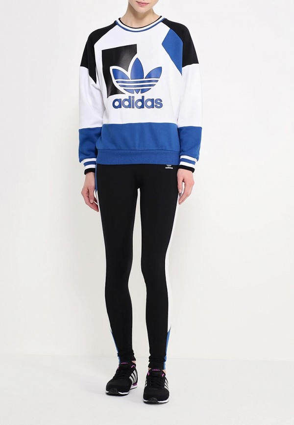 Толстовка Adidas Originals (Адидас Ориджиналс) AJ8844: изображение 2