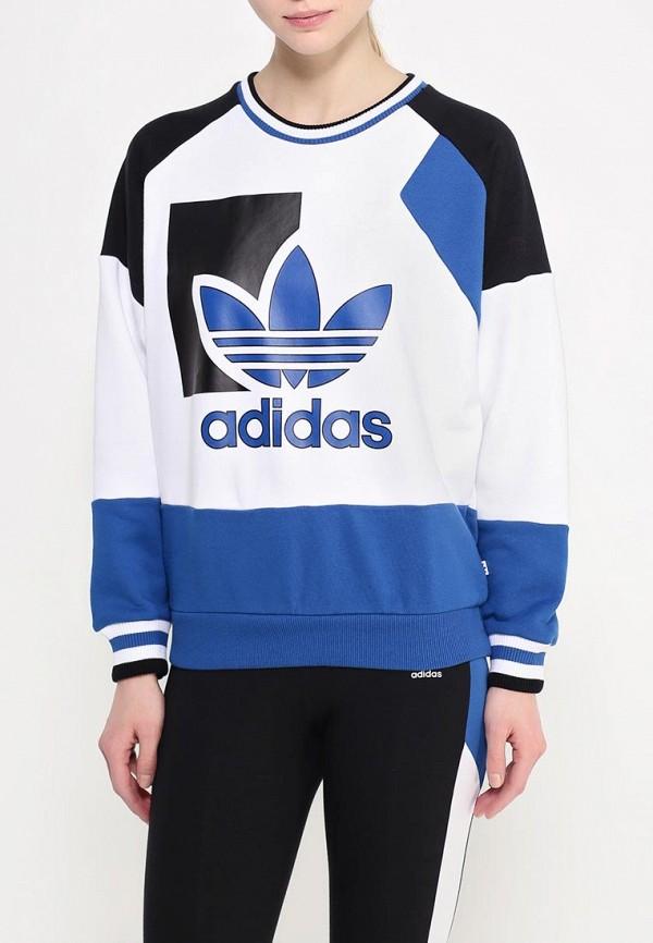 Толстовка Adidas Originals (Адидас Ориджиналс) AJ8844: изображение 3