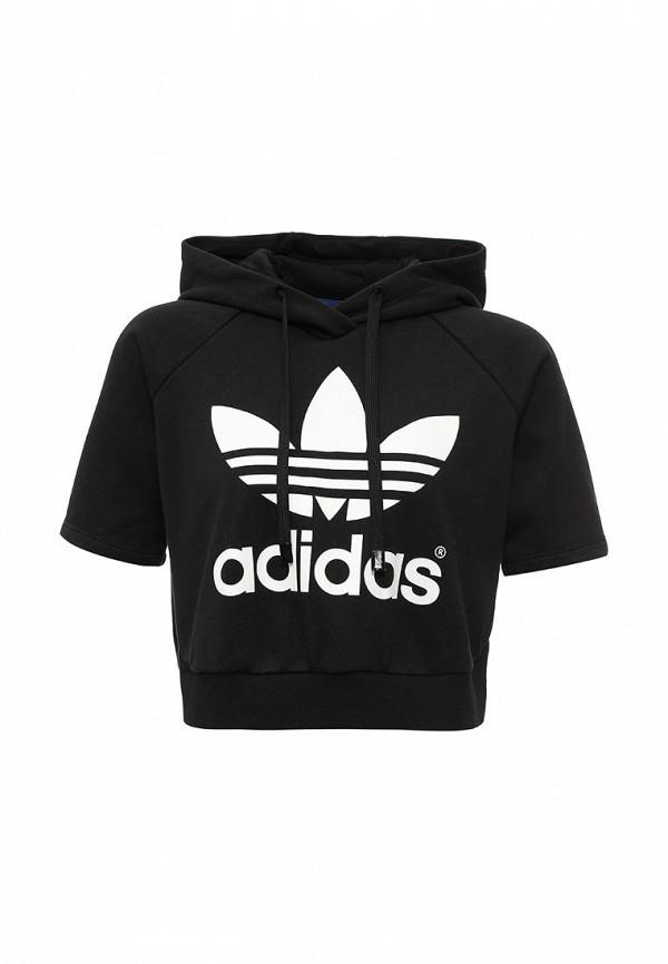Женские худи Adidas Originals (Адидас Ориджиналс) AJ8845