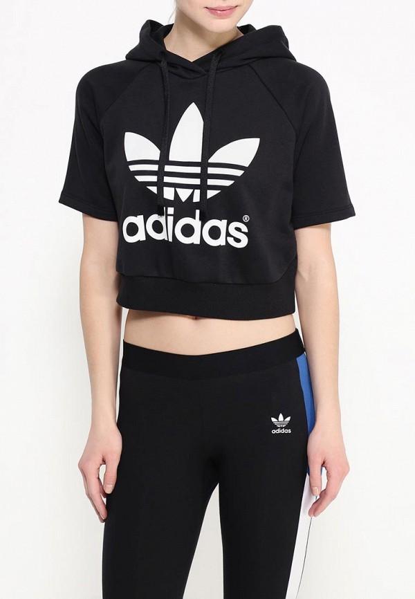 Женские худи Adidas Originals (Адидас Ориджиналс) AJ8845: изображение 3