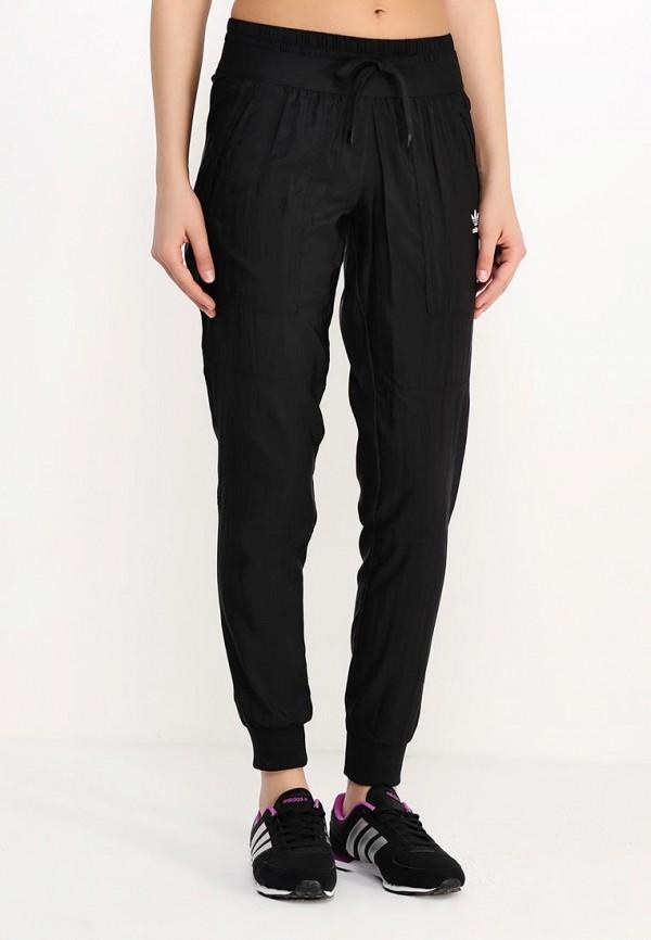 Женские спортивные брюки Adidas Originals (Адидас Ориджиналс) AJ8849: изображение 3