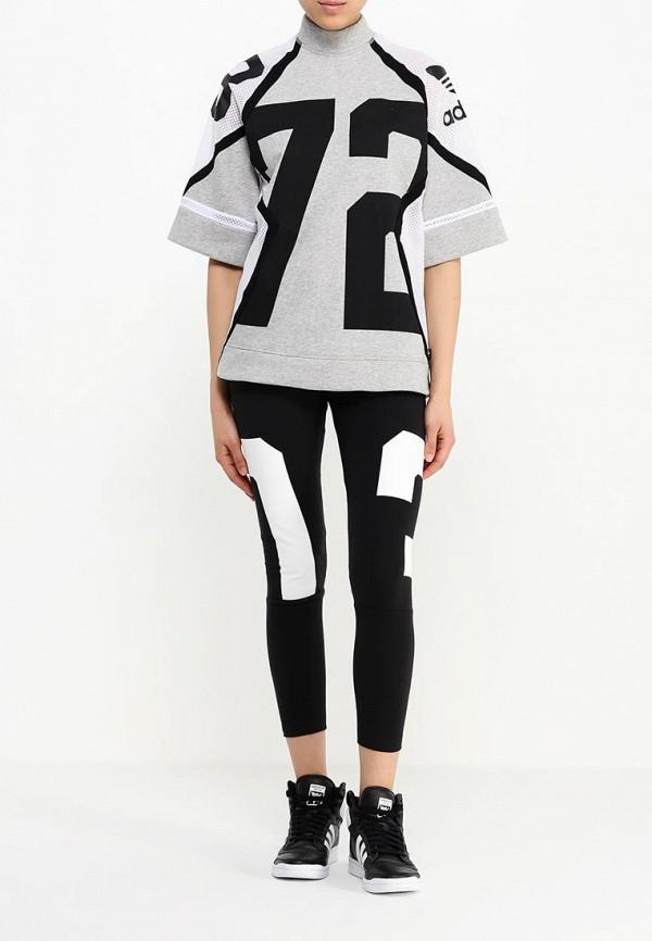 Толстовка Adidas Originals (Адидас Ориджиналс) AJ8866: изображение 2