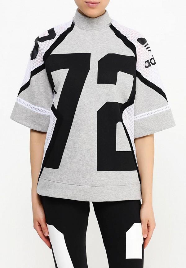 Толстовка Adidas Originals (Адидас Ориджиналс) AJ8866: изображение 3