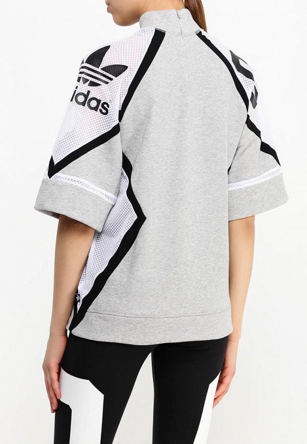 Толстовка Adidas Originals (Адидас Ориджиналс) AJ8866: изображение 4