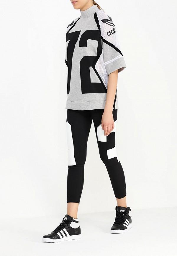 Женские спортивные брюки Adidas Originals (Адидас Ориджиналс) AJ8869: изображение 2
