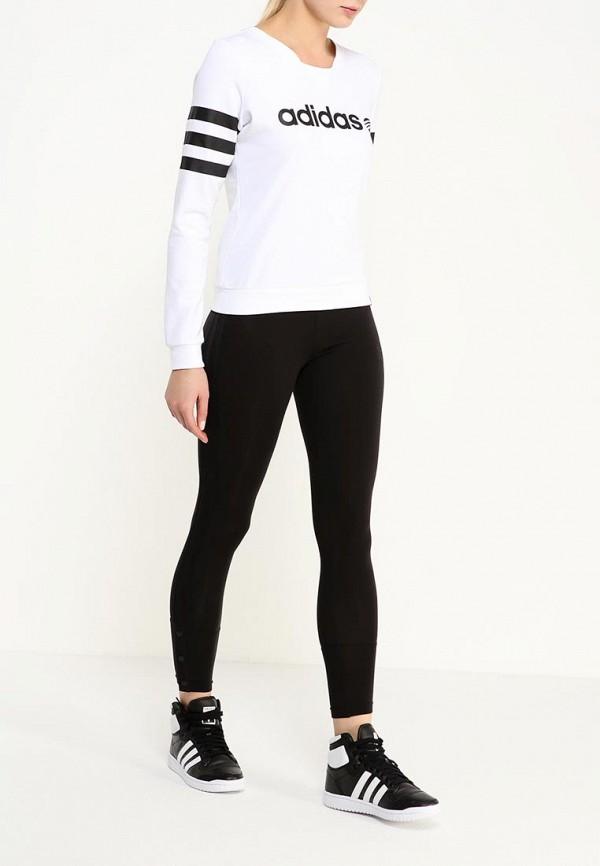 Женские спортивные брюки Adidas Originals (Адидас Ориджиналс) AJ8896: изображение 2